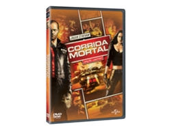 DVD Corrida  Mortal - Heróis do Cinema — De: Paul W.S. Anderson | Com: Jason Statham,Joan Allen,Ian McShane,David Carradine,Max Ryan