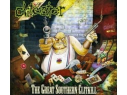 CD Cliteater - The Great Southern Clitkill
