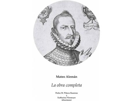 Marca do fabricante - Livro Mateo Aleman: La Obra Completa de Mateo Aleman (Espanhol)