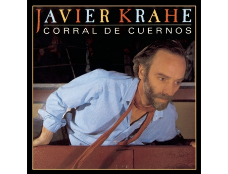 CD Javier Krahe - Corral de Cuernos — Pop-Rock