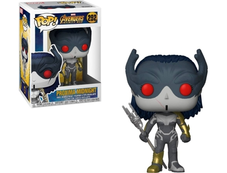 Figura Vinil FUNKO POP! Marvel Avengers: Proxima Midnight — Marvel