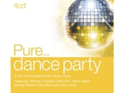CD Pure... Dance Party — Pop-Rock