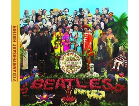 UNIVERSAL-MUSIC - CD The Beatles - Sgt. Peppers Lonely Hearts Club Band