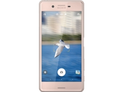 Smartphone SONY Xperia X (5'' - 3 GB - 32 GB - Rosa dourado) — Android 6.0.1 | 5'' | 4G | Dual-Core 1.8 GHz + Quad-Core 1.4 GHz