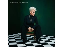 CD Emeli Sandé - Long Live The Angels — Pop-Rock