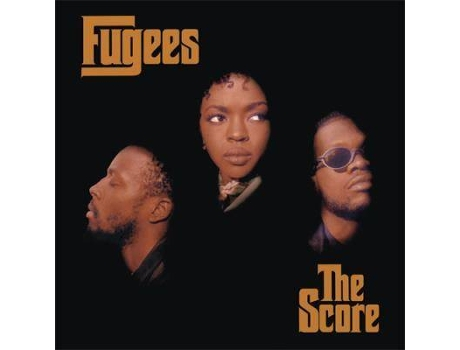 Vinil LP Fugees - The Score — Pop-Rock