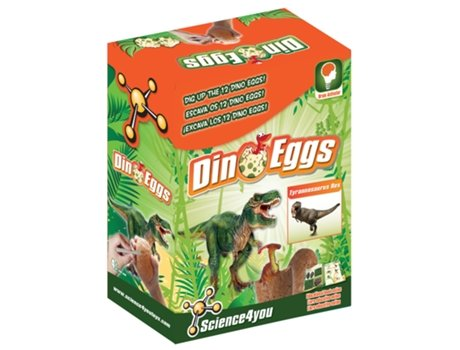 Dino Eggs - T-Rex — Science4You