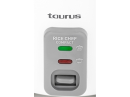Arrozeira TAURUS Rice Chef Compact — 0.6L | 300W