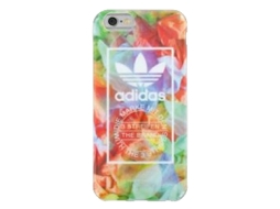 Capa iPhone 6/6S ADIDAS Floral — Compatibilidade: iPhone 6/6S