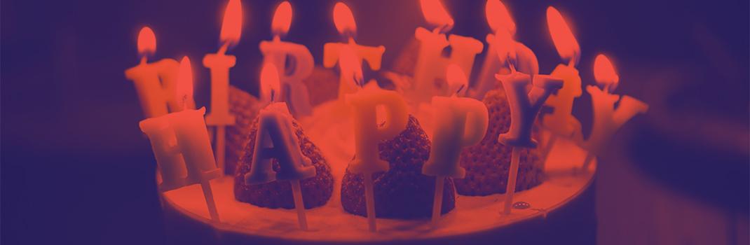 Celebra o aniversário à distância