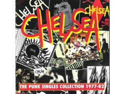CD Chelsea  - The Punk Singles Collection 1977-82