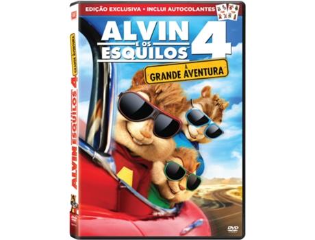 Mochila Saco | Alvin e os Esquilos