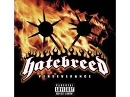 CD Hatebreed - Perseverance — Pop-Rock