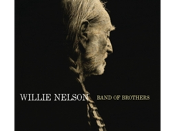 CD Willie Nelson - Band of Brothers — Pop-Rock