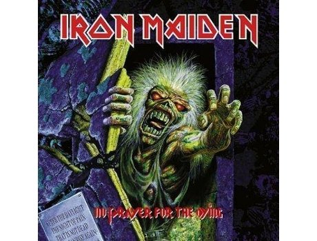 CD Iron Maiden - No Prayer For The Dying — Pop-Rock