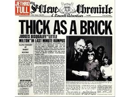 Vinil Jethro Tull - Thick as a Brick — Metal / Hard