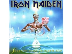 Vinil Iron Maiden - Seven Son Of A Seventh Son - — Metal / Hard