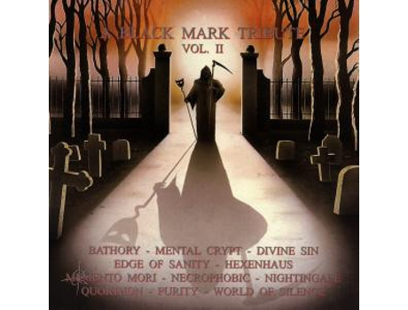 CD A Black Mark Tribute Vol.II
