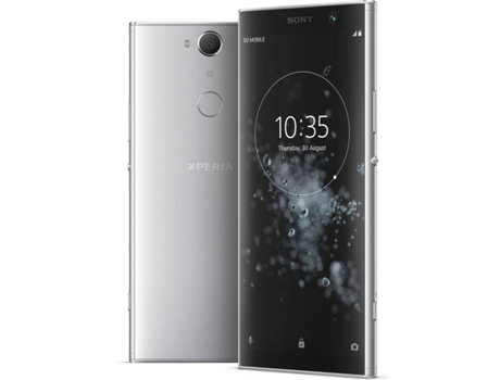 Smartphone SONY Xperia XA2 Plus 32GB Cinza — Android 8.1 | 6'' | Quad-Core | 4GB RAM