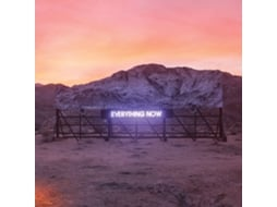 CD Arcade Fire - Everything Now — Pop-Rock
