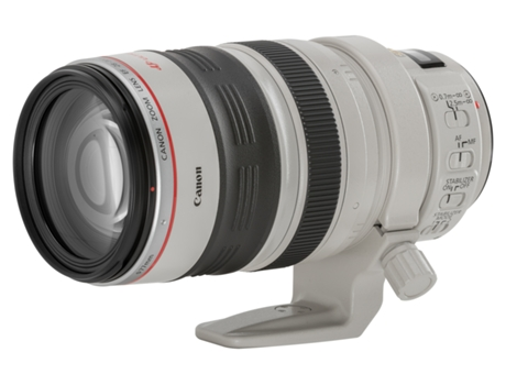 Objetiva CANON EF 28-300mm / f3.5-5.6L IS USM — Abertura: f/3.5-5.6