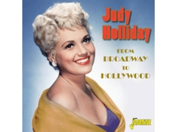 CD Judy Holliday - From Broadway To Hollywood