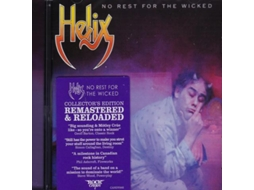CD Helix  - No Rest For The Wicked