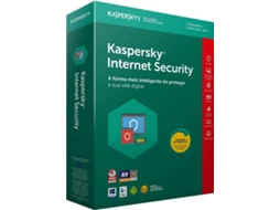 Software KASPERSKY Internet Security (1 ano - PC, MacBook e Tablet) — 1 Dispositivo