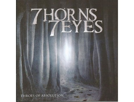 CD 7 Horns 7 Eyes - Throes Of Absolution