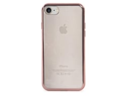Capa TUCANO ElektroFlex iPhone 7, 8 Rosa — Compatibilidade: iPhone 7, 8