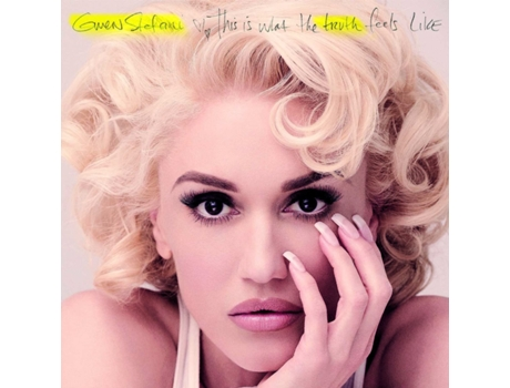 CD Gwen Stefani - This Is What The Truth Feels Like (Deluxe) — Pop-Rock