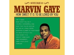Vinil Marvin Gaye - How Sweet It Is To Be Loved — Soul / Hip-Hop / ReB