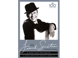 DVD The Frank Sinatra Collection - A Man and His Music — Jazz