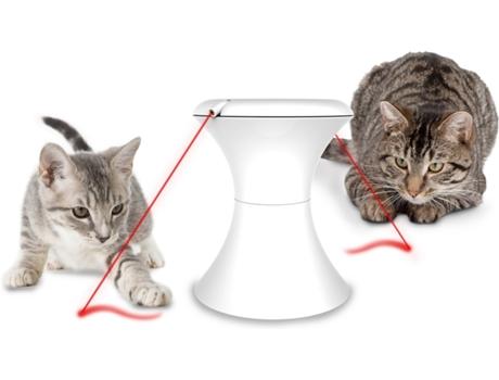 FROLICAT - Brinquedo Laser FROLICAT Dart Duo Branco (Plástico - Para: Gatos)