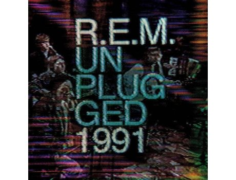 Vinil R.E.M. - Mtv Unplugged 1991 - 2 — Pop-Rock