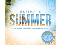 CD Vários - Ultimate Summer — Pop-Rock