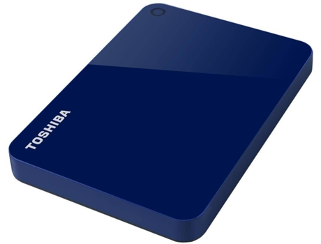 Disco TOSHIBA 2.5'' 2TB ADVANCE Azul — 2.5'' | 2 TB | USB 3.0