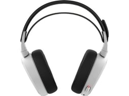 Microauscultadores Gaming STEELSERIES Arctis 7 em Branco — Wireless