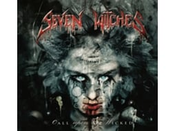 CD Seven Witches - Call Upon The Wicked