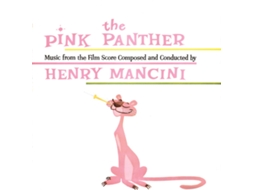 CD Henry Mancini - The Pink Panther (OST) — Banda Sonora