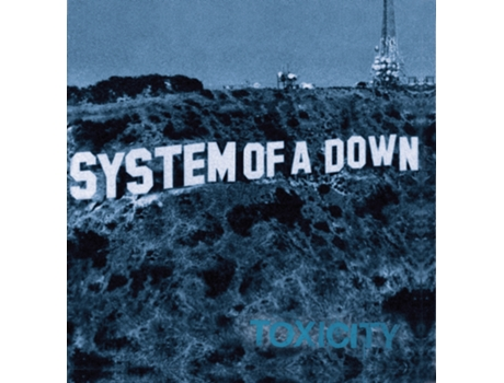 CD System Of A Down - Toxicity — Pop-Rock