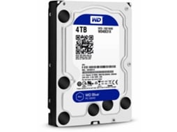 Disco Interno Híbrido 3.5'' WESTERN DIGITAL  4TB Blue WD40E31X — 3.5'' | 4 TB