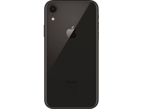 iPhone XR APPLE (6.1'' - 3 GB - 64 GB - Preto) — 3 GB RAM | Single SIM | 1 Câmara traseira