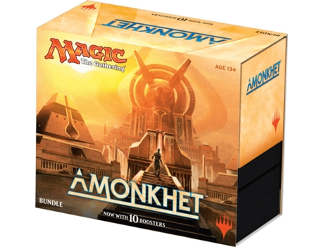 Bundle Cartas MAGIC THE GATHERING - Amonkhet — Inclui 10 boosters