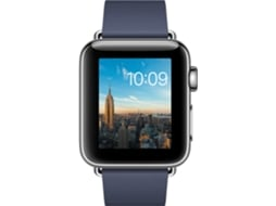 APPLE Watch Series 2 38 mm Azul — Wi-fi e Bluetooth | 273 mAh | iOS