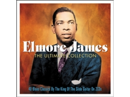 CD Elmore James - The Ultimate Collection: 40 Blues Classics