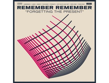 Vinil Remember Remember - Forgetting The Present