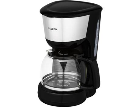 Máquina de Café Filtro BECKEN Bdcm-2179 (12 Chávenas) | [5768485 ]