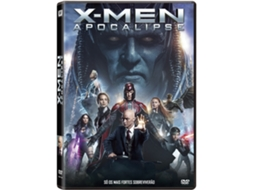DVD X-Men: Apocalipse — Do realizador Bryan Singer