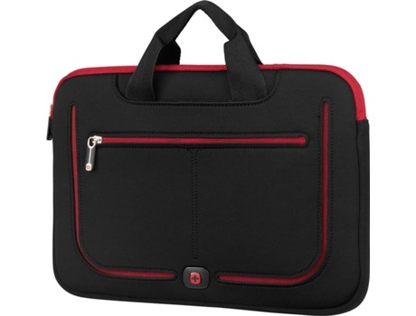 Bolsa WENGER Resolution em Preto — Para PC / MacBook / MacBook Pro até 13''